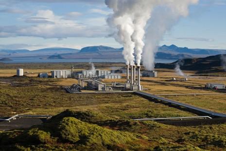 eenrgia geoterica