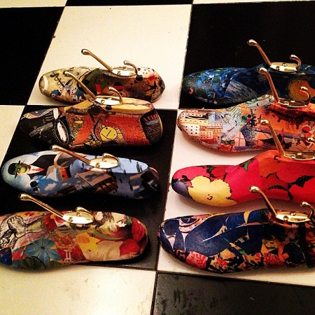 Ideas para Reciclar Hormas de Zapatos