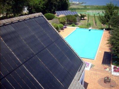 Cu les son las desventajas de las casas con paneles - Calentar piscina solar ...