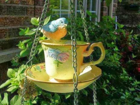Ideas de reciclado ideas geniales de c mo reciclar cosas for Adornos para jardin caseros