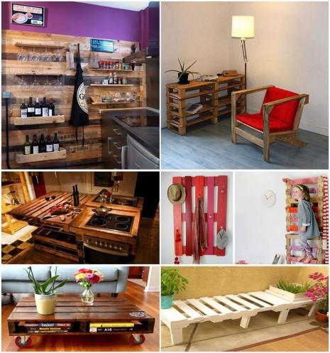 C mo reciclar y constru r un sill n con material de - Ideas para reciclar palets ...