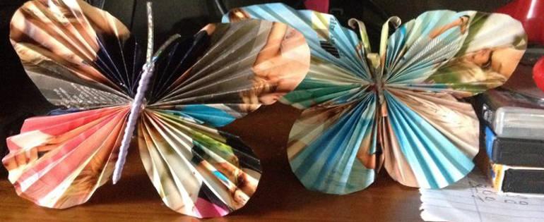 papelcomo-hacer-mariposas-de-papel-con-revistas