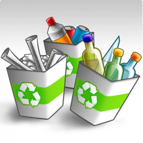 Qu tipo de materiales se pueden reciclar y c mo hacerlo for Materiales para toldos de aluminio