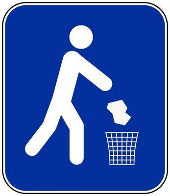 tirar-basura