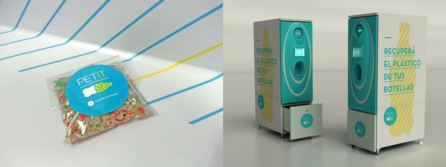 El proyecto petit es una nueva forma de reciclado - Maquina de reciclaje de plastico ...