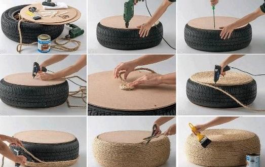Ideas para jardin reciclado objetos ideas de reciclado for Como decorar el jardin con cosas recicladas