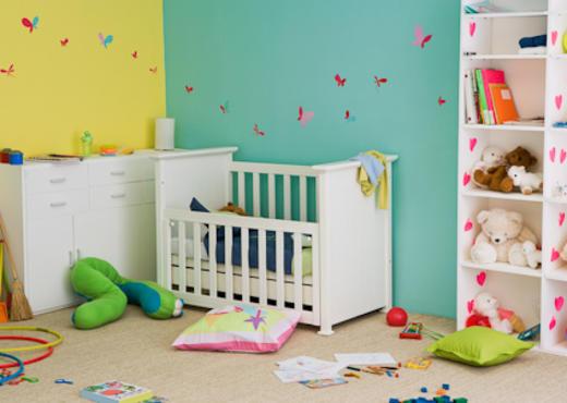 cmo decorar la habitacin de un beb de forma ecolgica