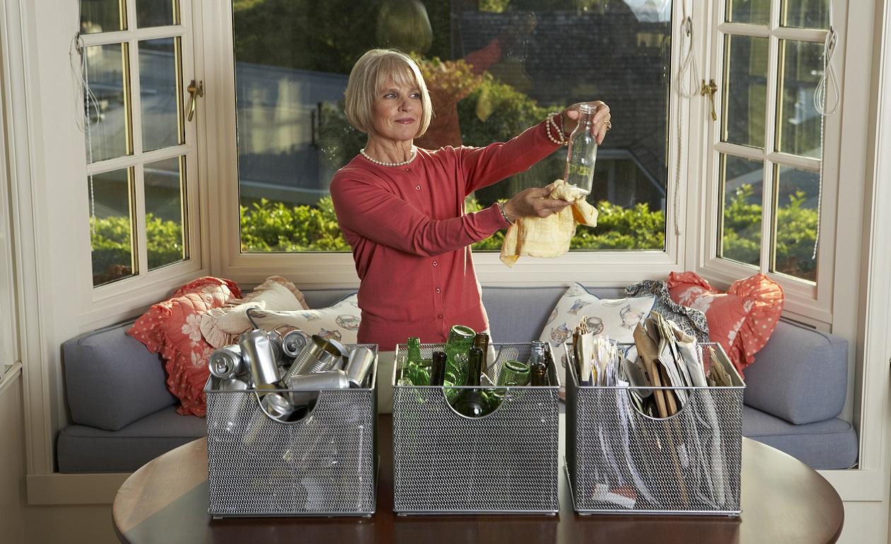 Decoraci n para el hogar con objetos reciclados ecolog a hoy for Elementos de decoracion para el hogar