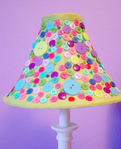 L mparas recicladas 45 ideas originales para hacer - Lamparas caseras originales ...