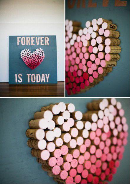 Corchos reciclados qu hacer con corchos usados for Cosas recicladas para decorar tu cuarto