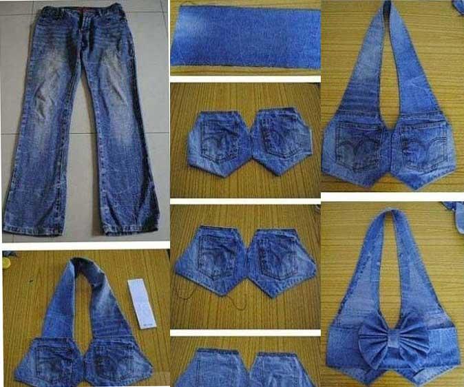 Ideas chevere para reciclar ropa y beneficios ambientales - Ideas para ropa ...