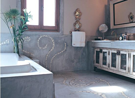 Decoración de pisos con trozos de cerámica: imágenes – ecología hoy