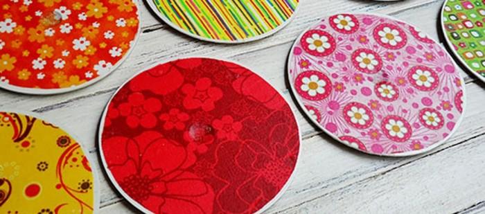 Decorar Un Baño Reciclando:Ideas para hacer adornos con reciclaje para decoración – Ecología