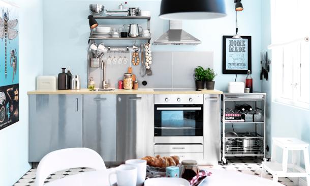 Imagenes con ideas para decorar la cocina moderna con - Frentes de cocina baratos ...
