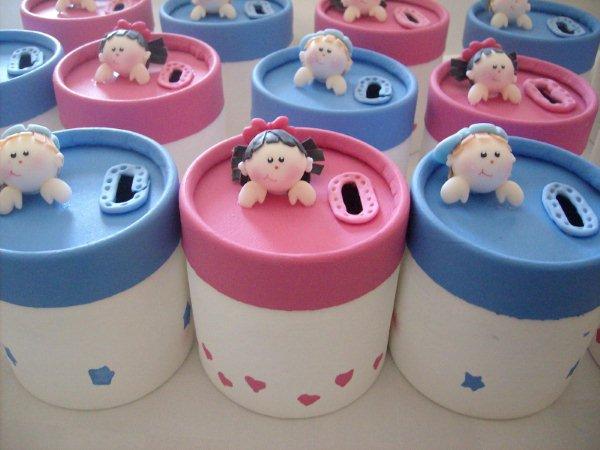 20 Ideas de souvenirs infantiles reciclados y económicos para ...