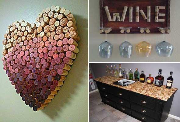 Ideas de decoraci n con cosas recicladas para decorar la casa ecolog a hoy - Manualidades recicladas para decorar ...