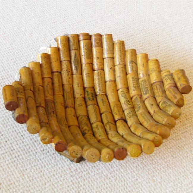 Tipos de manualidades para hacer con corchos reciclados - Ideas creativas para reciclar ...