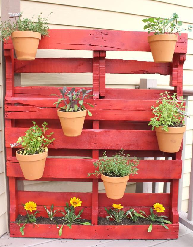 Im genes de muebles hechos con palets reciclados - Palet reciclado muebles ...