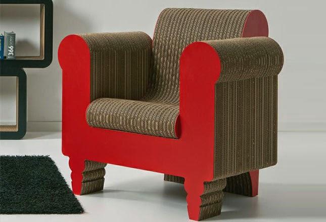 Asientos y sillones con cosas recicladas ideas ecol gicas for Muebles con cosas recicladas