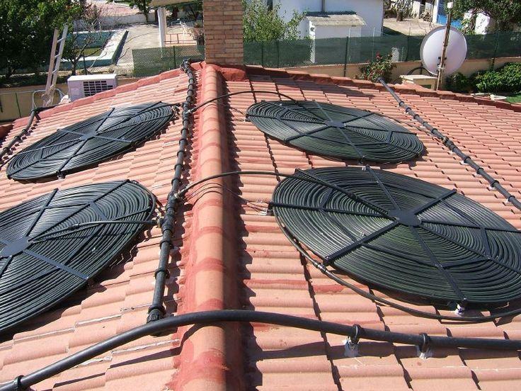 ideas para hacer un calentador solar gratis con botellas