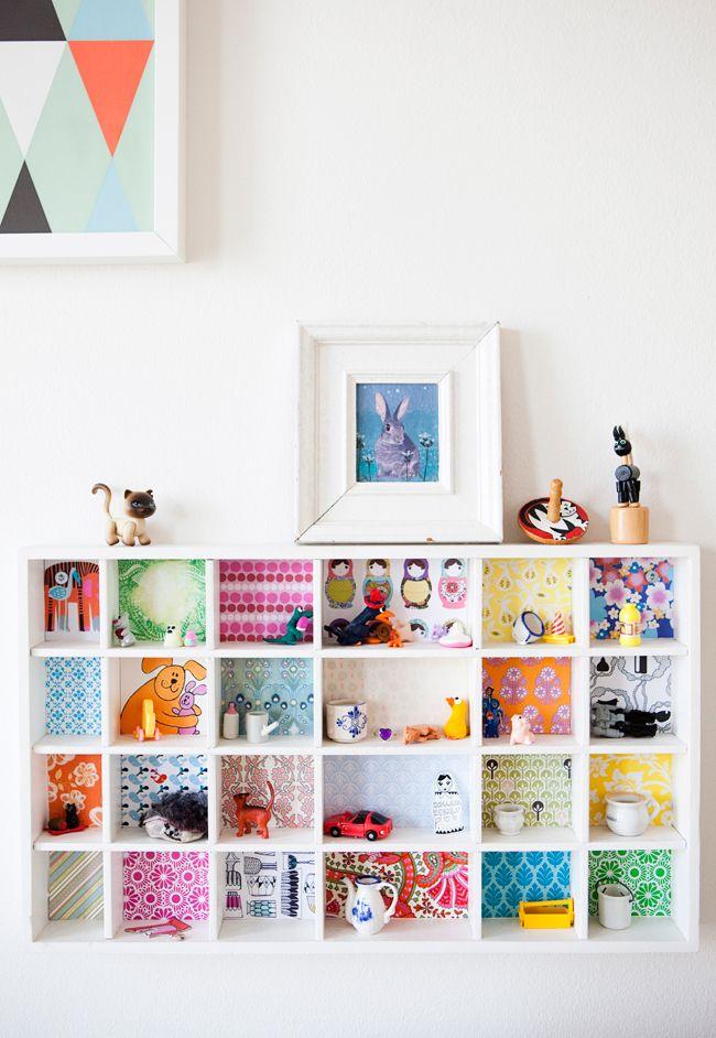 Decoración de cuartos con material reciclable, ideas modernas en imágenes para descargar gratis!
