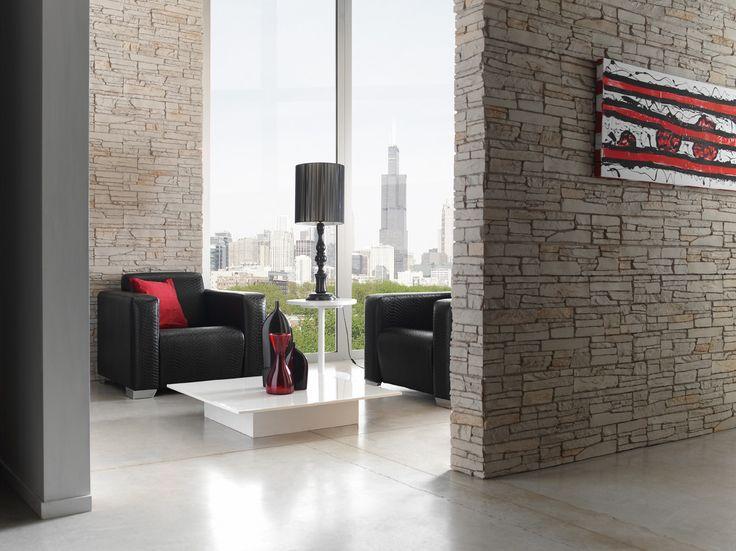 33 Bonitas ideas para decorar la casa con piedras naturales ...