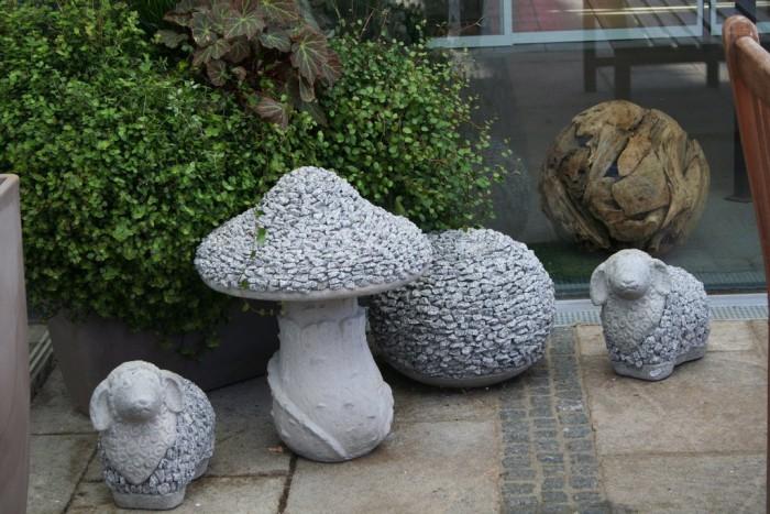 Hermosas ideas para decorar con piedras la casa ecolog a hoy - Decorar con piedra ...