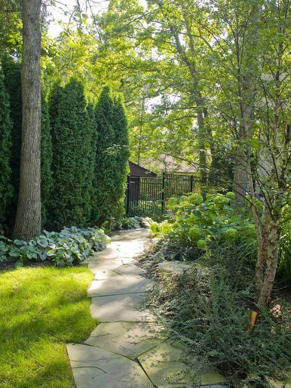 Hermosas ideas para decorar con piedras la casa ecolog a hoy for Casas con jardin grande