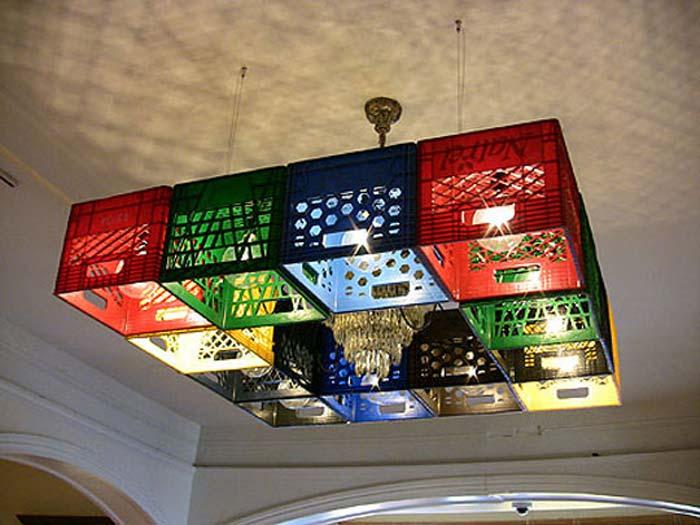 Ideas para la casa de decoraci n con cosas recicladas - Regalos originales para la casa ...