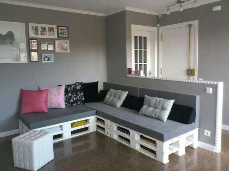 ms de ideas de cmo hacer con palets muebles modernos ecologa de hoy