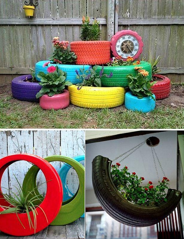 ideas para la casa de decoraci n con cosas recicladas