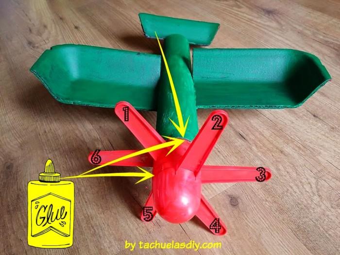 Mas de treinta ideas para hacer juguetes con objetos - Hacer cocinita de juguete ...