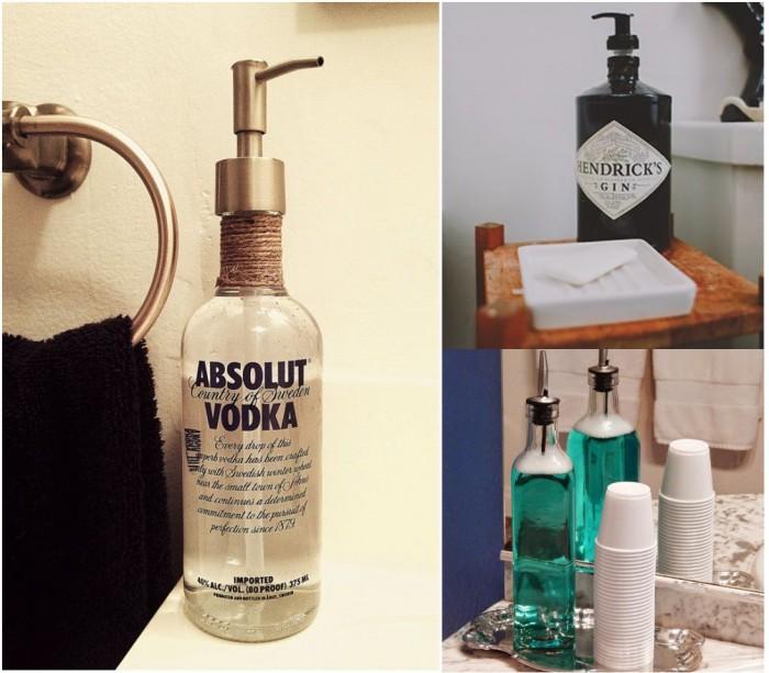 Imágenes con ideas para reciclar botellas de vidrio – Ecología Hoy