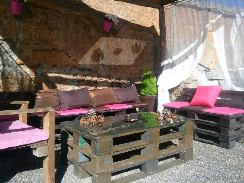 Como Hacer Muebles De Jardin Ideas De Disenos Ciboneynet