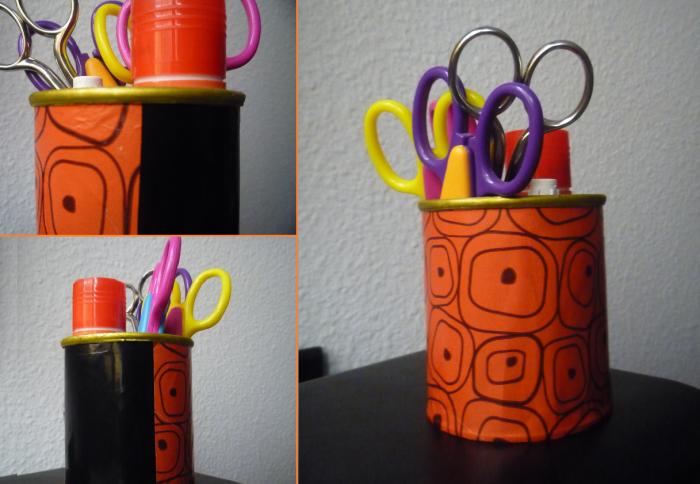 Mas de 3o ideas para hacer lapiceros con materiales for Lapiceros reciclados manualidades
