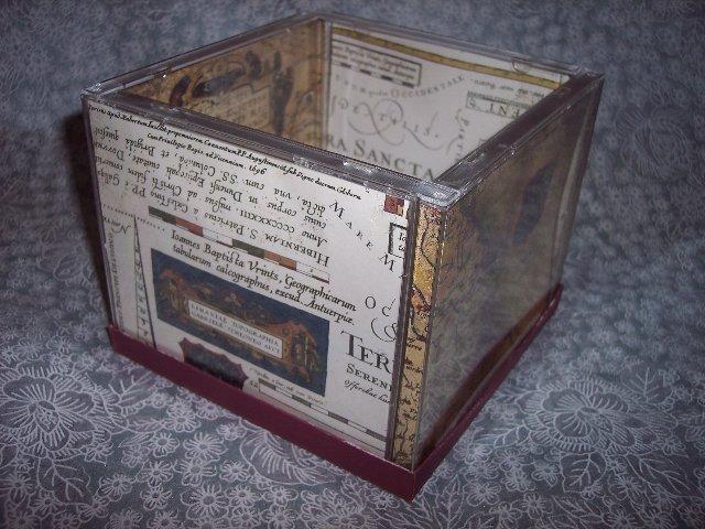 Cd Box 3
