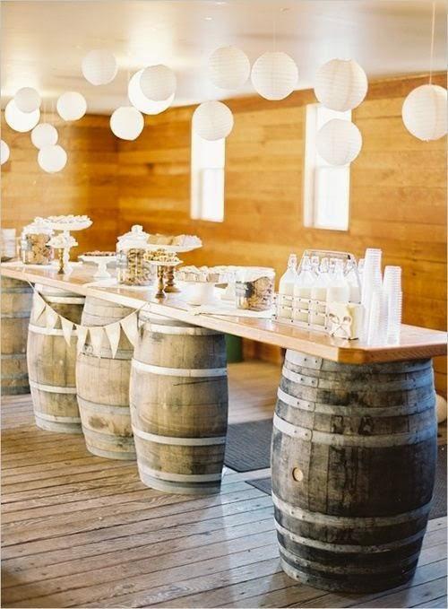Ideas para decorar con barricas de vino (40)