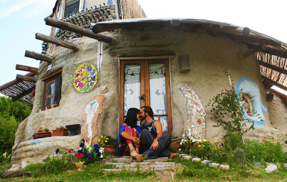 Viviendas ecologicas casas de barro informacion e - Construccion de casas ecologicas ...