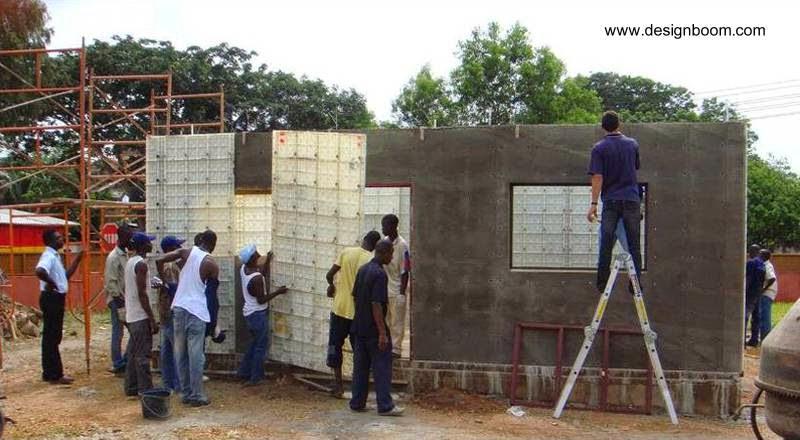 Viviendas ecol gicas hechas con materiales reciclados muchas ideas para descargar gratis - Materiales para fachadas de casas ...