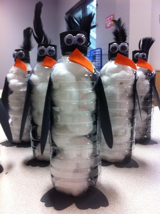 como-hacer-un-pinguino-con-botellas-de-plastico-1