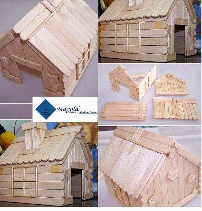 Cosas para el hogar hechas de reciclaje for Muebles de carton pdf