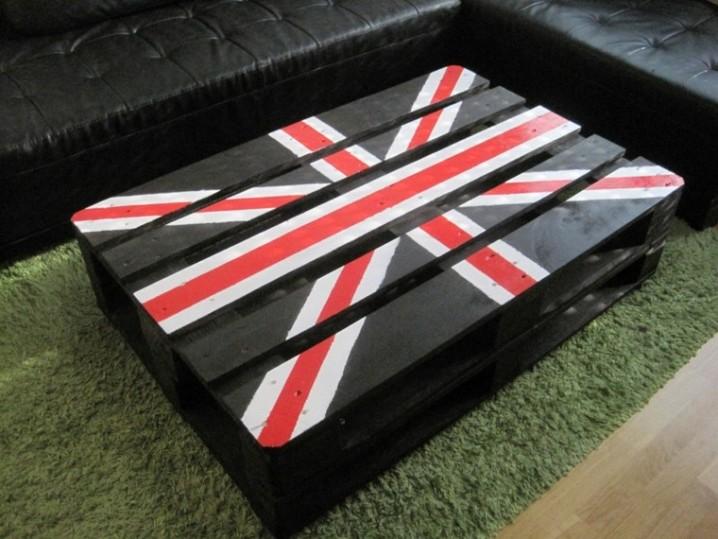 bandera-mesa-inglaterra-oscura