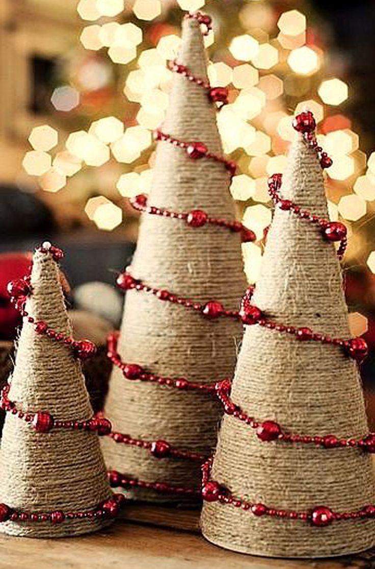 45 rboles de navidad con reciclados para ni os ecolog a hoy - Arbol navidad cartulina ...
