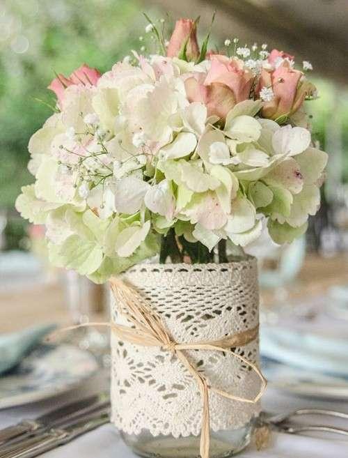 Centros de mesa para boda reciclados muy originales y for Articulos decoracion baratos