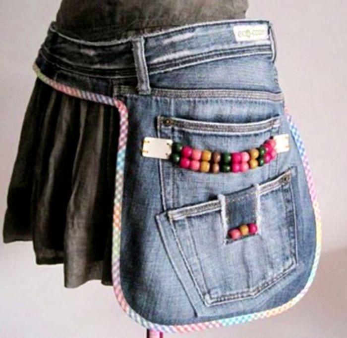 C mo reciclar o reutilizar ropa zapatillas carteras y - Reciclar ropa manualidades ...