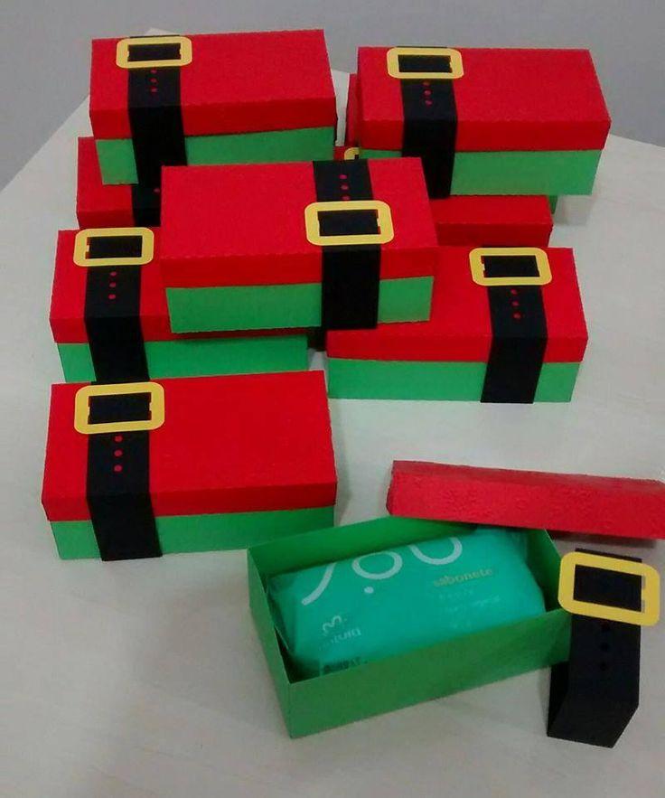 regalos para navidad hechos con cajas de cartn deeafaaacb deeafaaacb