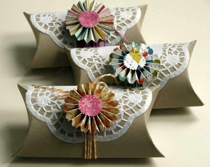 decoracin para navidad hecha con cartn