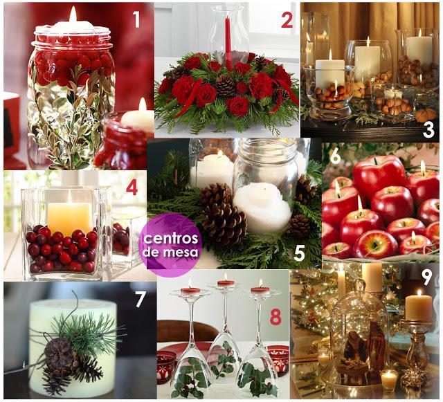 decoracin navidea con reciclaje adornos centros de mesa ventanas puertas u ecologa hoy