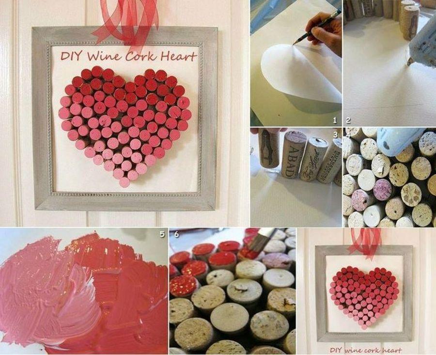 45 regalos para san valentin hechos con materiales - Que regalar para una casa ...