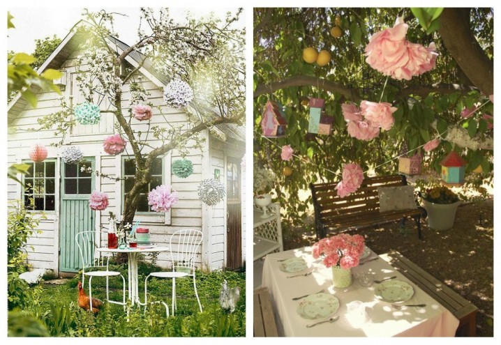 Manualidades con materiales reciclados para el jardin for Ideas para decorar el jardin reciclando